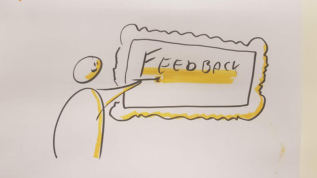 feedback is an art