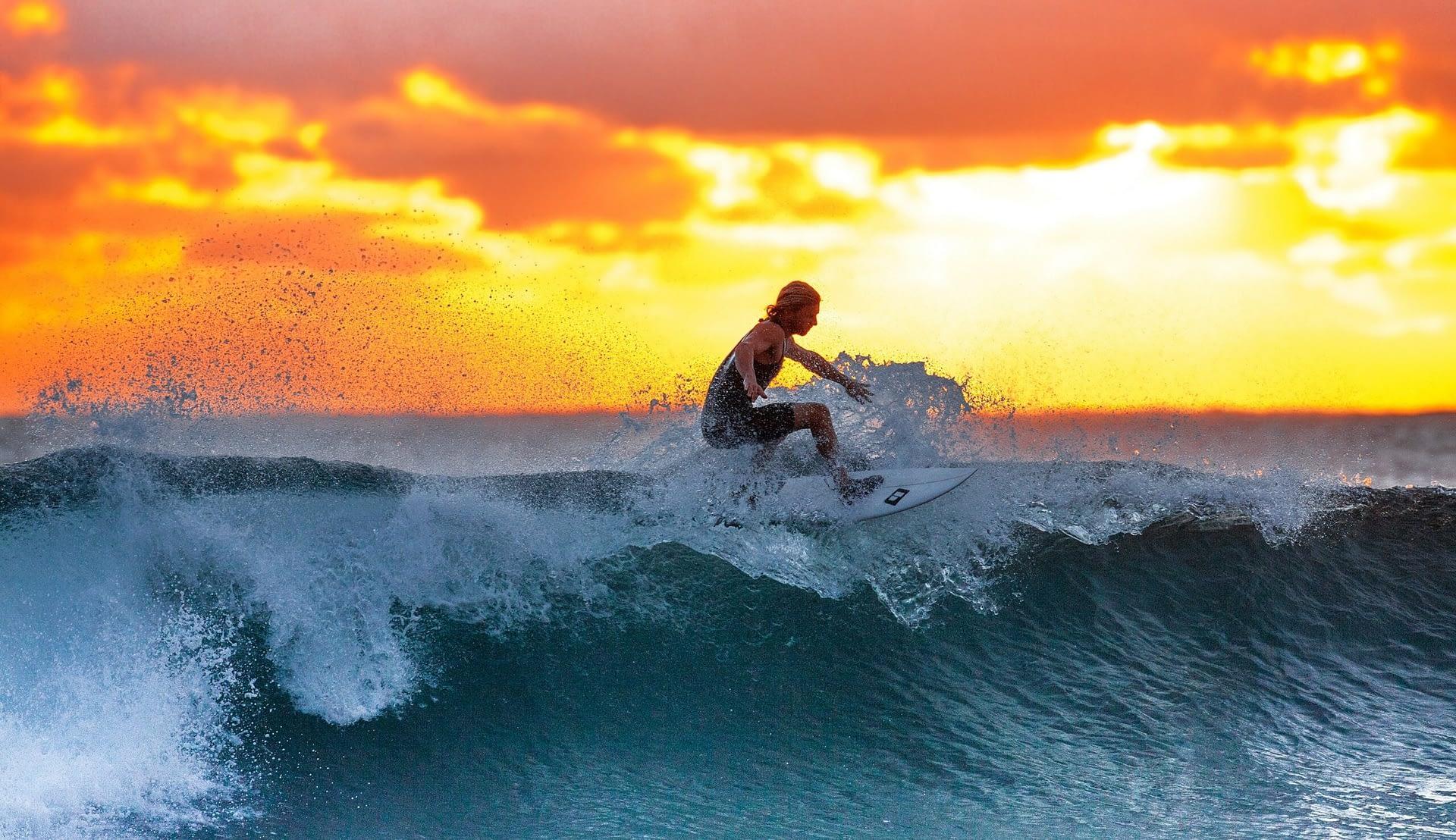 Surf learning agility