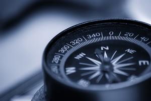 WIN compass