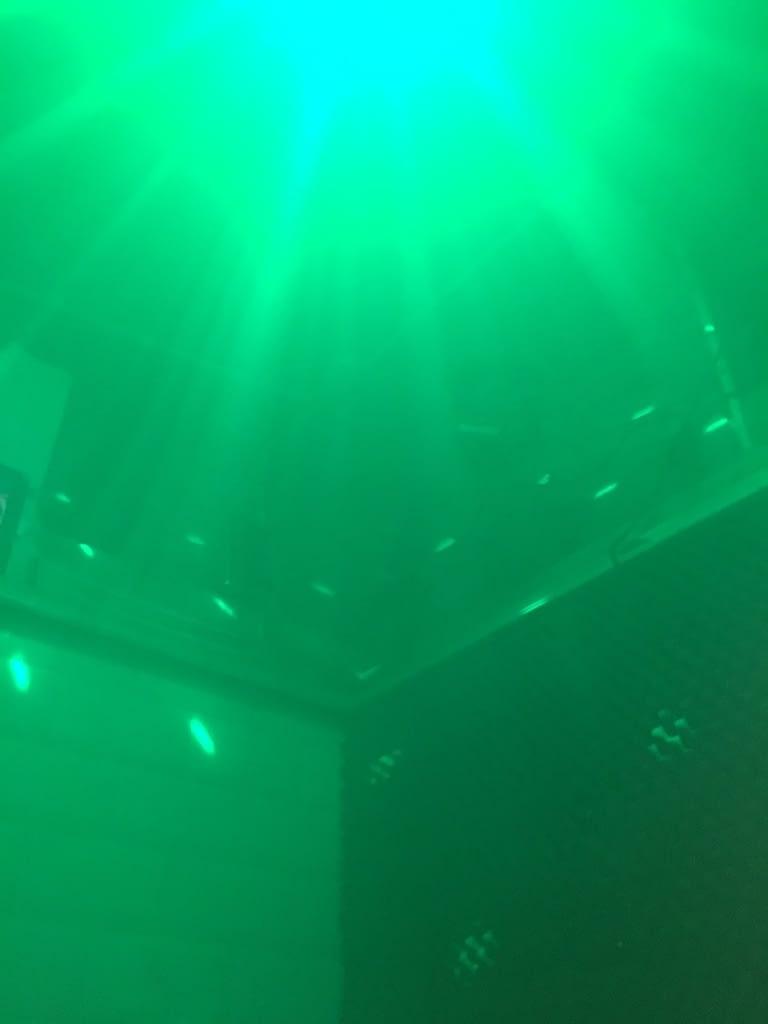 disco at work